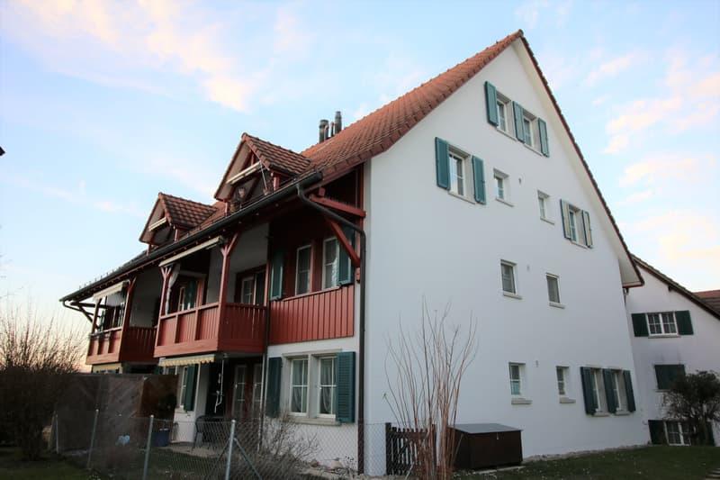 3.5-Zimmer-Wohnung angrenzend an die Landwirtschaftszone