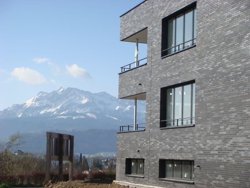 4.5-Zimmer Wohnung an einmaliger Aussichtlage