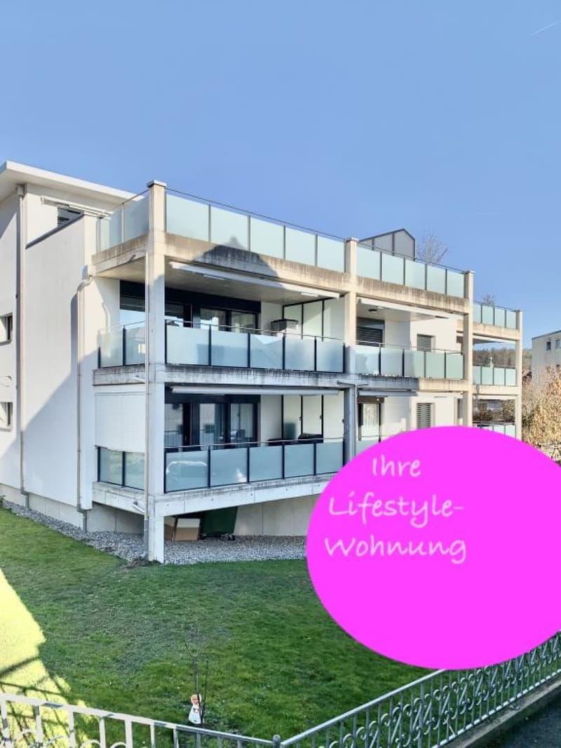 Neuwertige Lifestyle Wohnung