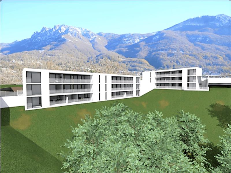 Moderno ed esclusivo appartamento 2.5 locali