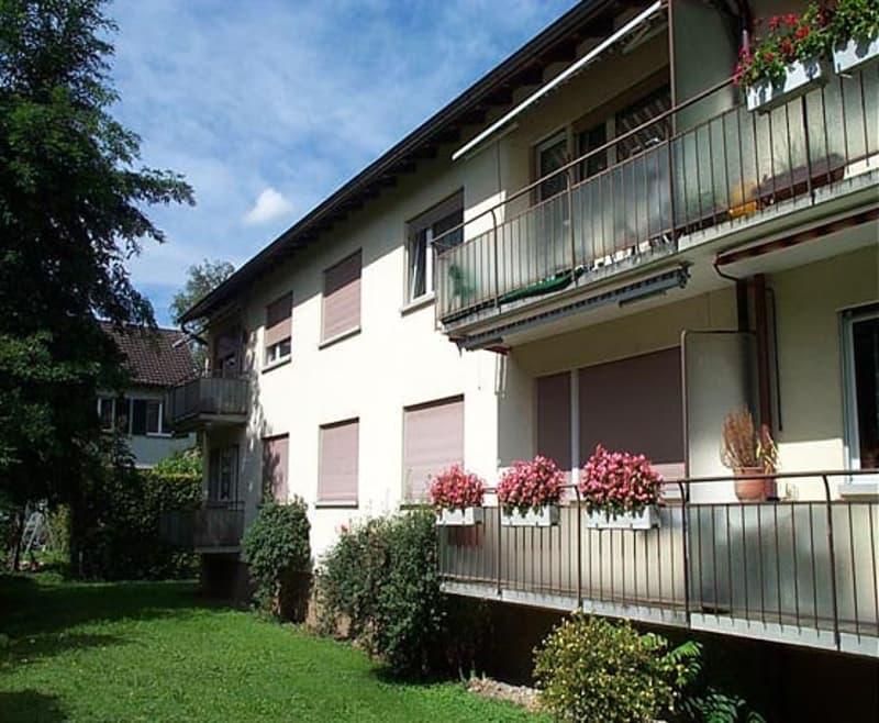 1-Zimmerwohnung an der Luegislandstrasse 375