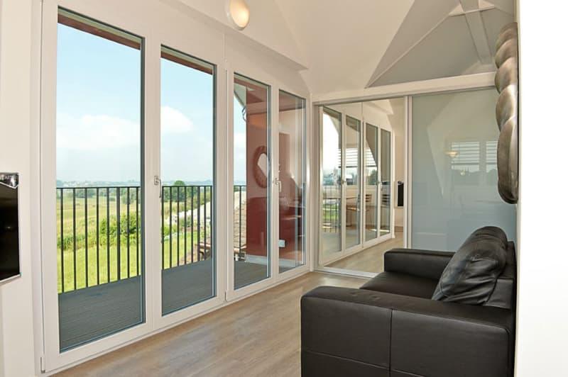 Luxuriös möblierte 2-Zimmer Suitenwohnung