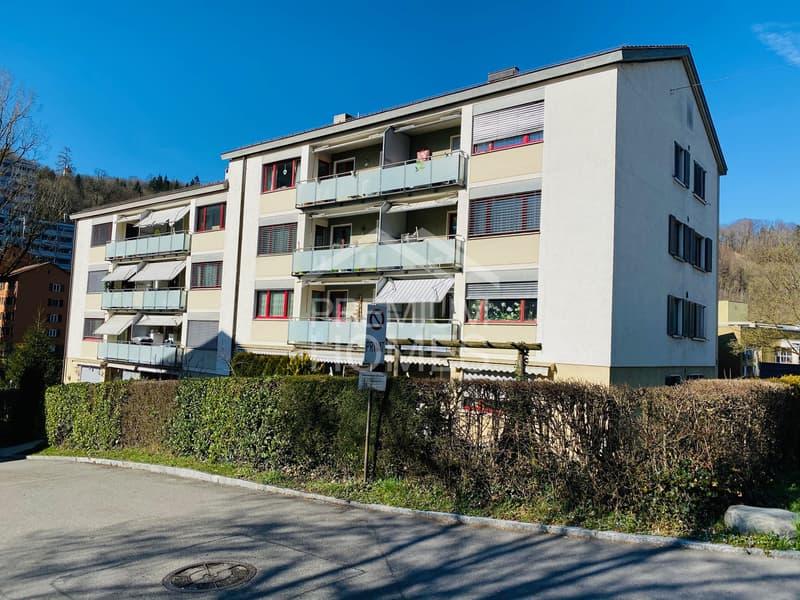 Charmante Eigentumswohnung in Baden