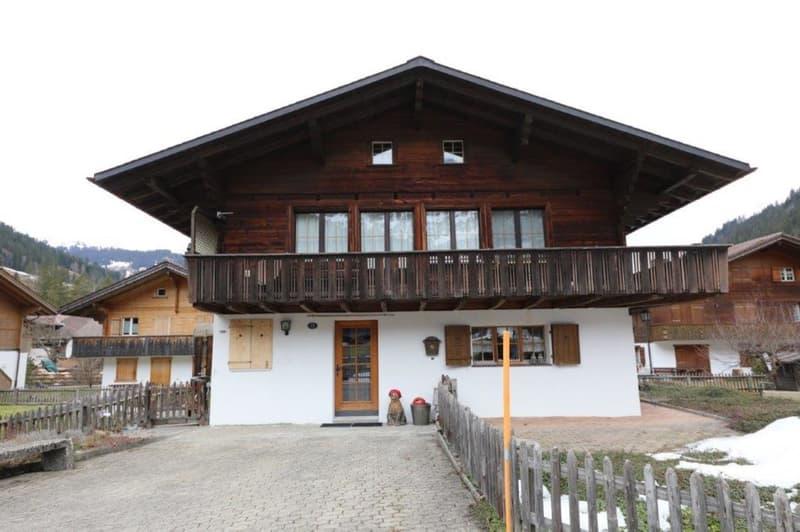 Wohn- Ferienchalet inkl. Gartenhaus