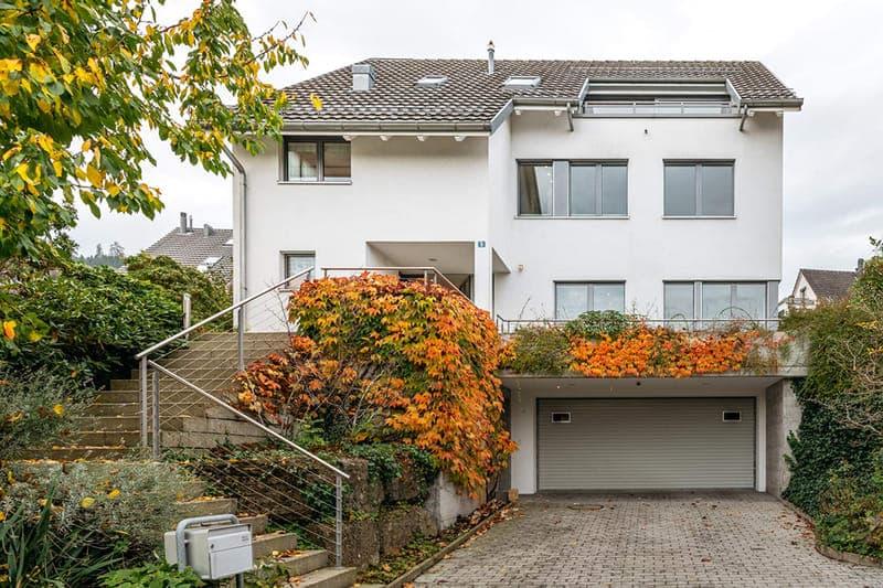 Einfamilienhaus in einem familienfreundlichen Wohnquartier in Oberried