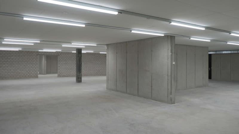 174 m² Lagerfläche an optimaler Verkehrslage