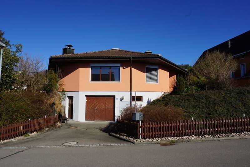 Ein besonderes Haus mit einem originellen Grundriss