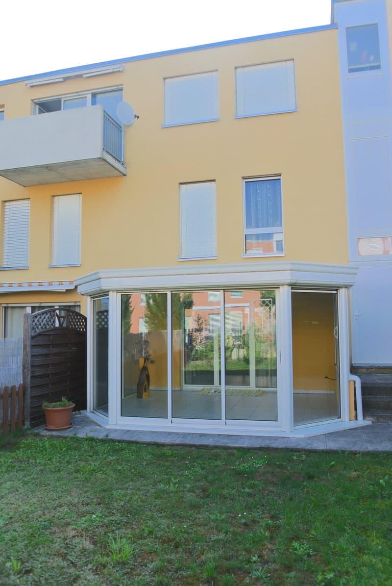 Joli appartement villa avec véranda et jardin dans un quartier familial (4)