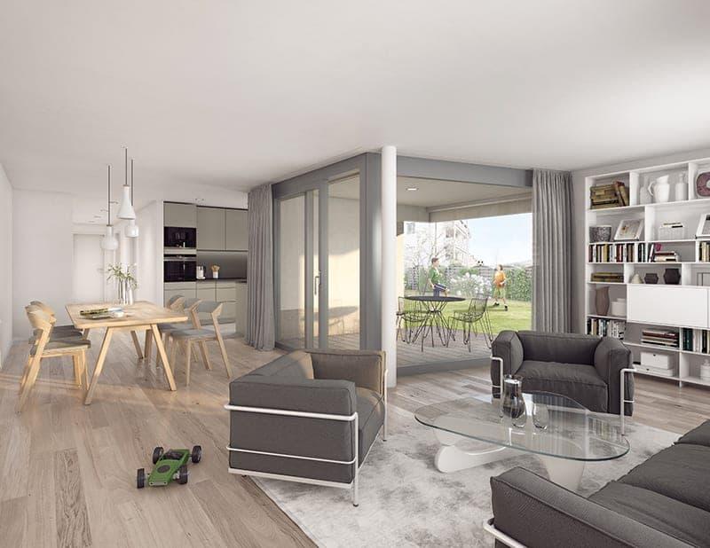Neubau-Mietwohnung - 5300 Turgi