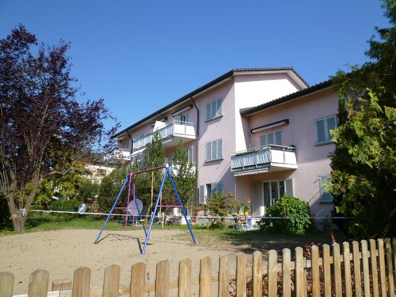 Sonnige 3.5 Zimmerwohnung in Glattbrugg