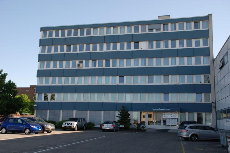 Büro- und Gewerberäumlichkeiten an Top-Lage in Aesch
