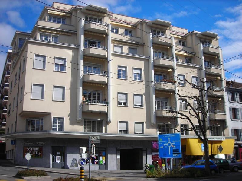 Appartement de 2 pièces au centre de Vevey