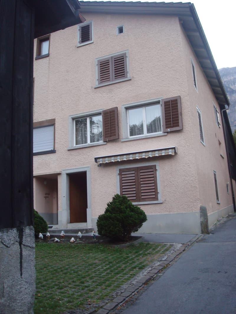 4 ½ Zimmer-Altbau-Reiheneckhaus (1)