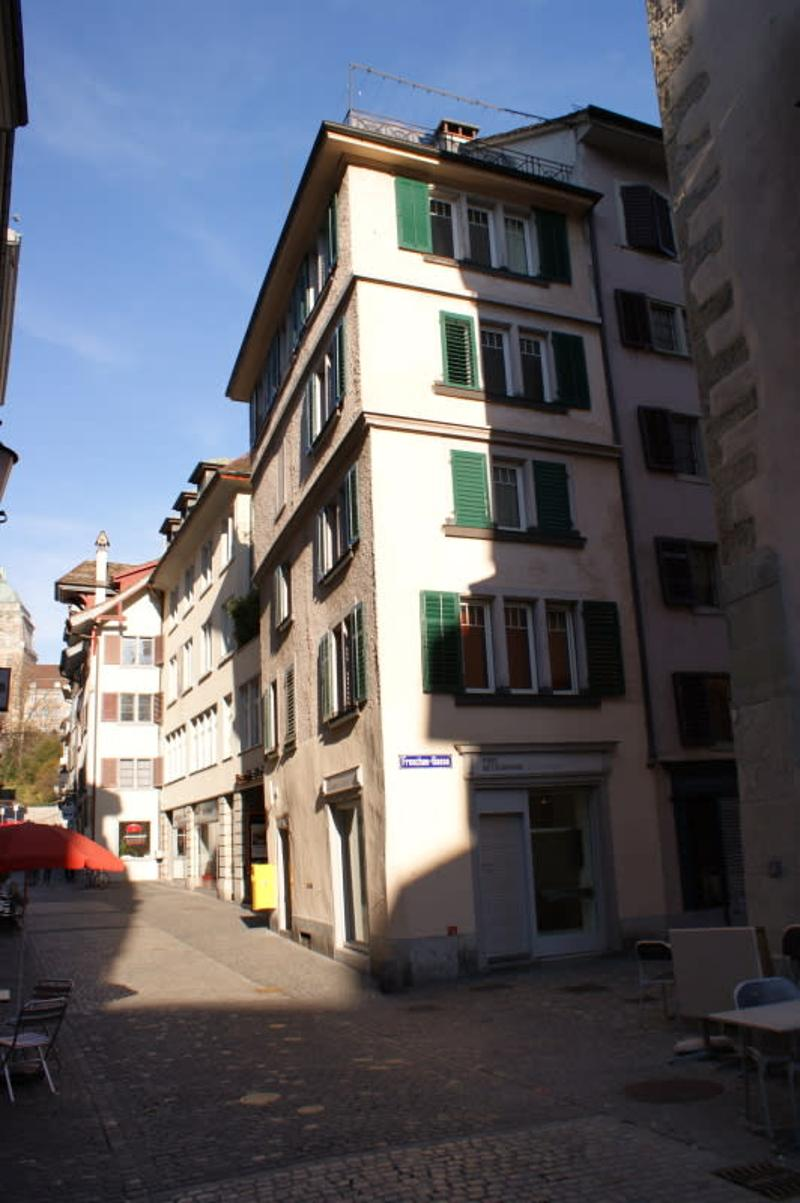 Wohnhaus Brunngasse 14