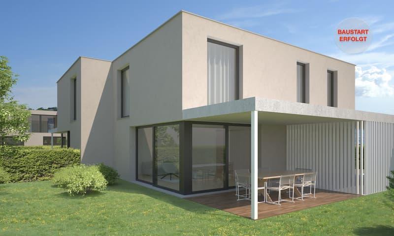 Neubau am Pfarrwewg Haus F