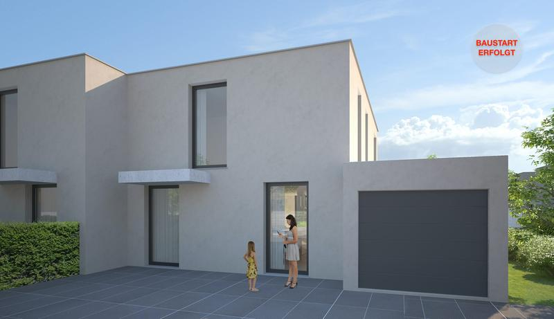 Neubau am Pfarrweg Haus E