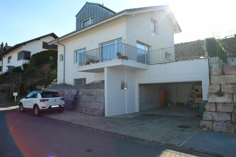 Freistehendes Einfamilienhaus (1)