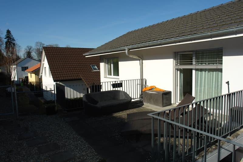 Freistehendes Einfamilienhaus (4)