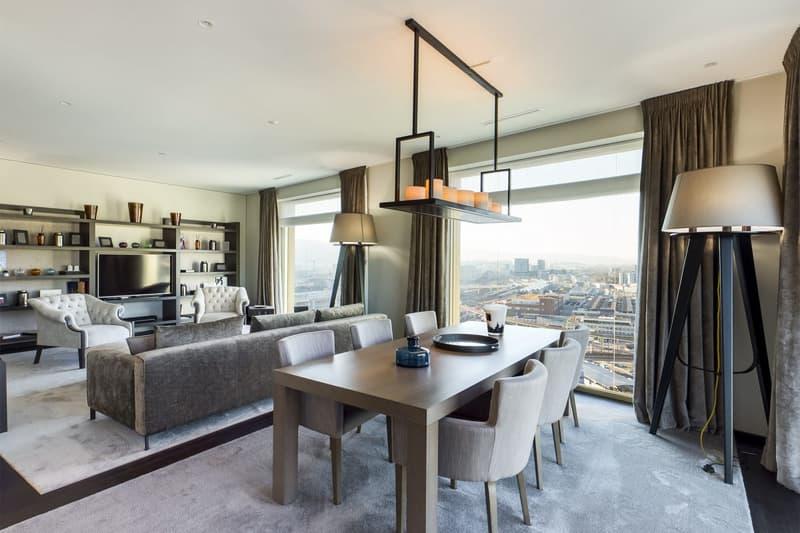 Mobimo Tower: Urbaner Luxus auf höchstem Niveau in Zürich-West