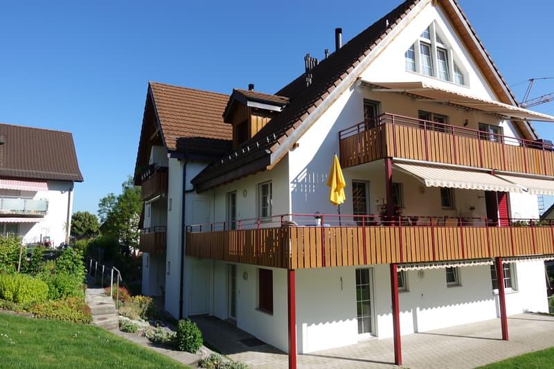 Attraktive Dach-Maisonettewohnung an vorteilhafter Lage