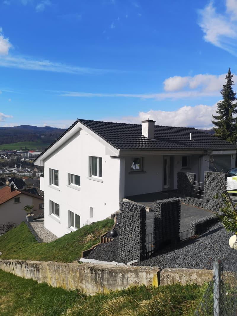 5.5 Zimmer Einfamilienhaus mit atemberaubender Aussicht