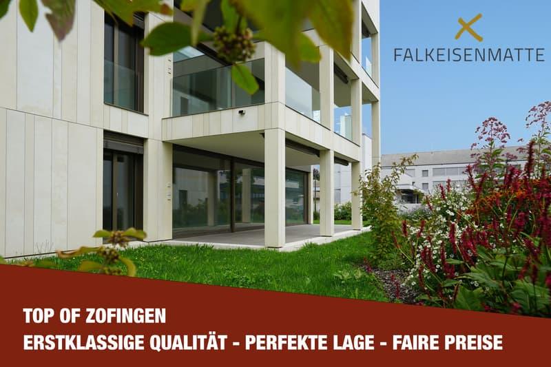 TOP OF ZOFINGEN - Erstklassige Qualität in Perfekte Lage zu fairen Preisen (1)