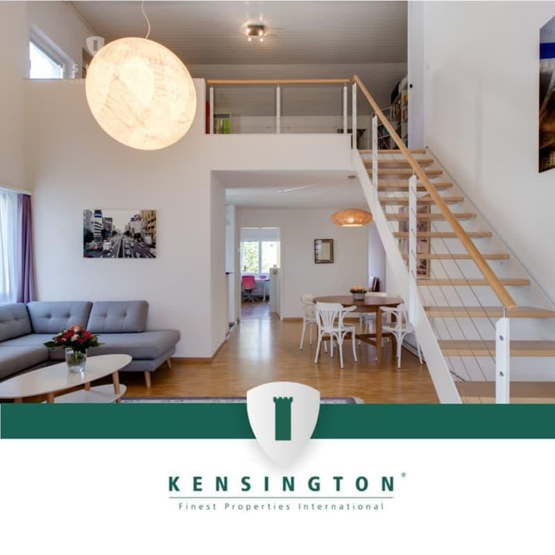 Moderne und geräumige  4.5 Zimmer Dachmaisonette Wohnung in Egg