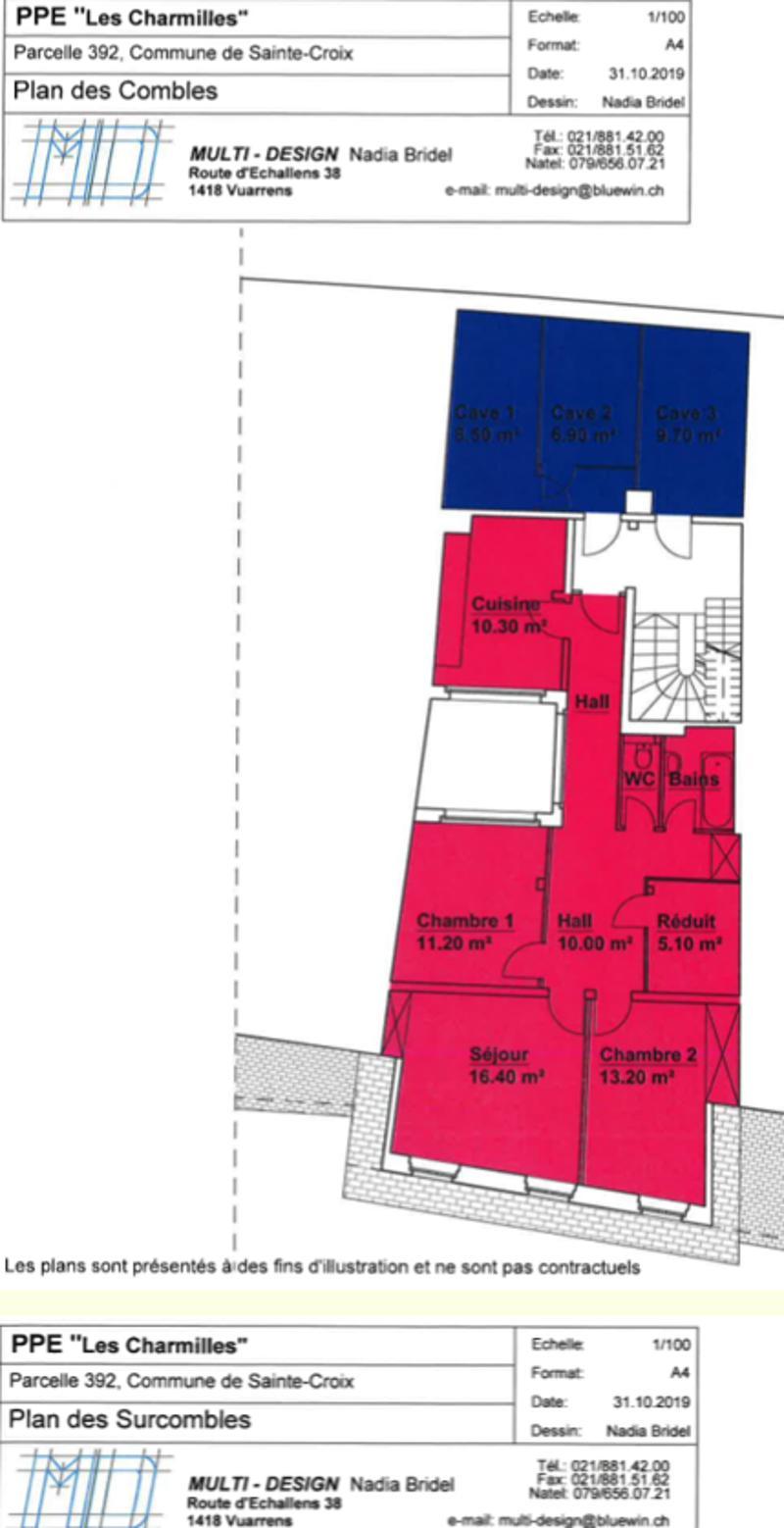 Bel appartement rénové de 3.5 pièces