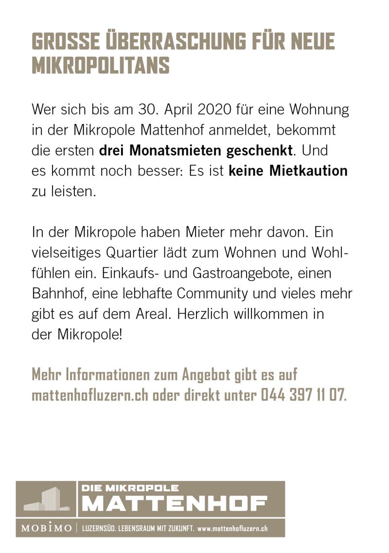 Grosse Osteraktion - 3 Monate gratis!! (3)