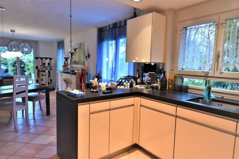 Très bel appartement de 110 m² avec jardin (3)
