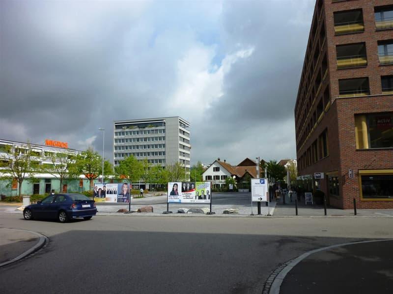 2- Zi- Wohnung im Zentrum von Kloten (befristet bis 30.11.2020)