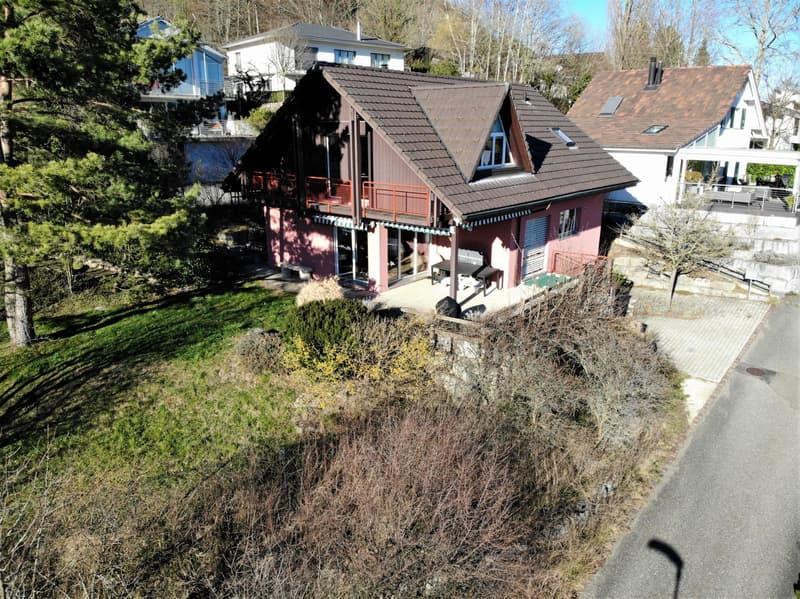 Freistehendes Einfamilienhaus mit Aussicht in Büren
