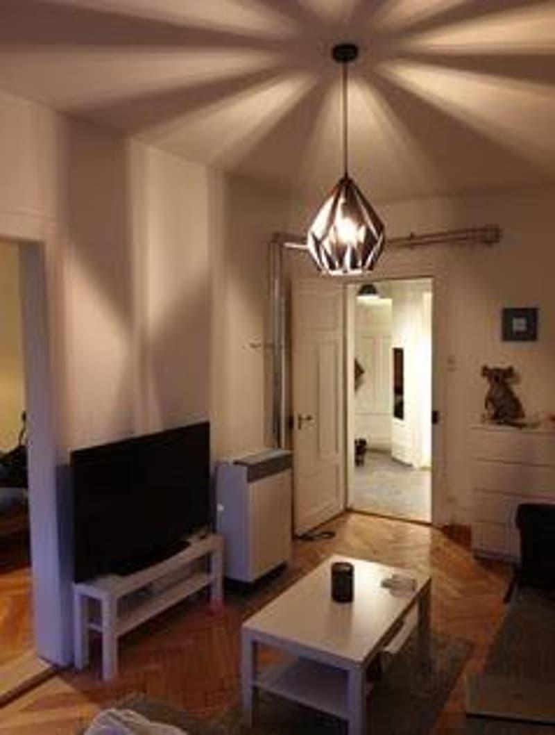 Zentrale, sehr ruhige 2.5 Zi-Wohnung mit viel Charme von Altstadt-Wohnung