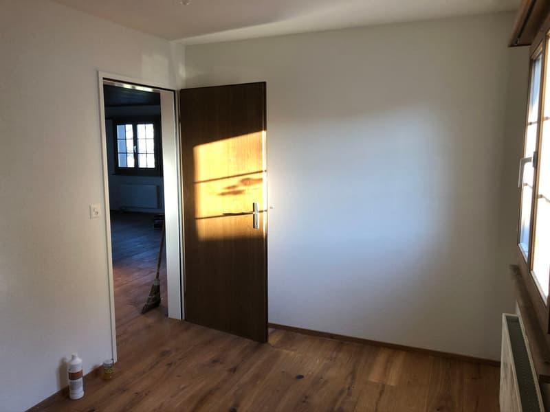 Neu renoviertes 6 1/2 Zimmer Stöckli zu vermieten im Kt Zug