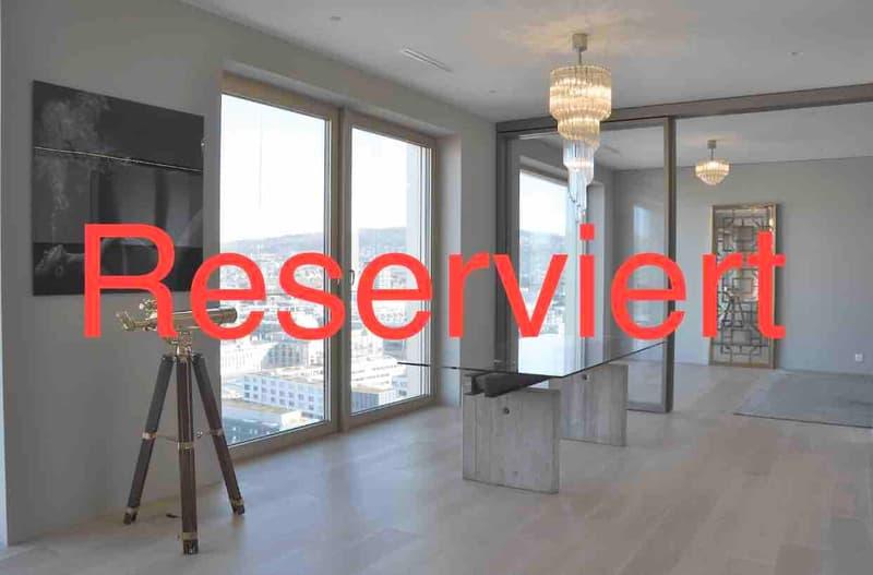 «THE SKYLINE – Luxury Apartment»