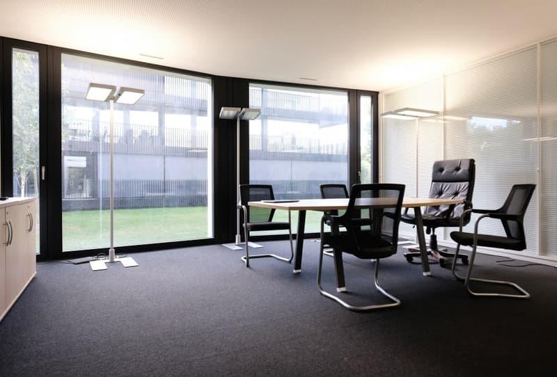 Magnifiques bureaux Minergie - Coworking // St-Sulpice - 300m²