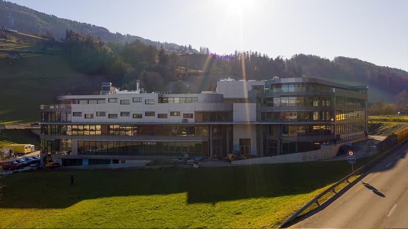 Topmoderne Büroräumlichkeiten im Geschäftszentrum HALTEN - unterteilbar (3)