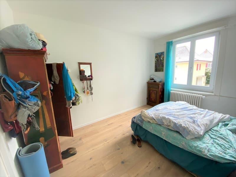 Wunderschöne, helle 3.5 - Zimmer Wohnung direkt am Farbhof! (4)
