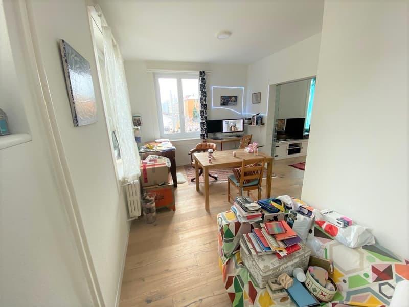 Wunderschöne, helle 3.5 - Zimmer Wohnung direkt am Farbhof! (3)