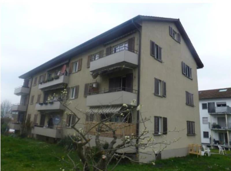 ab 01.05.2020 zu vermieten 3.5 Zimmer-Wohnung in Suhr an der Tramstrasse 127