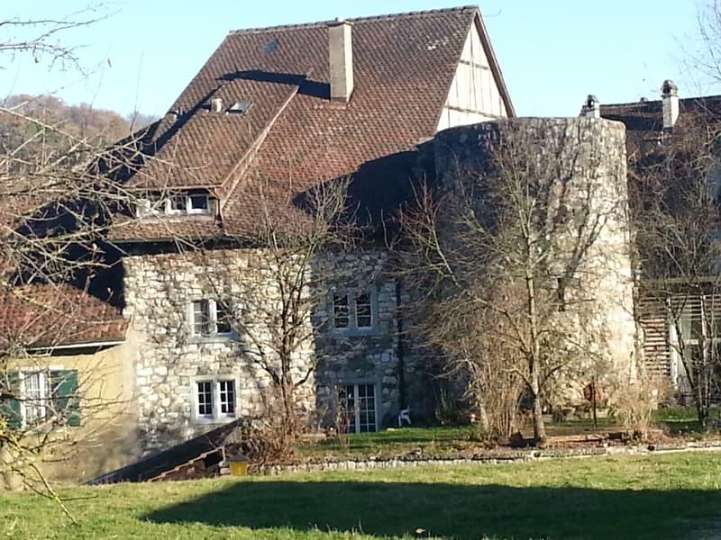 Wohnung in ländlicher Kleinstadt (1)