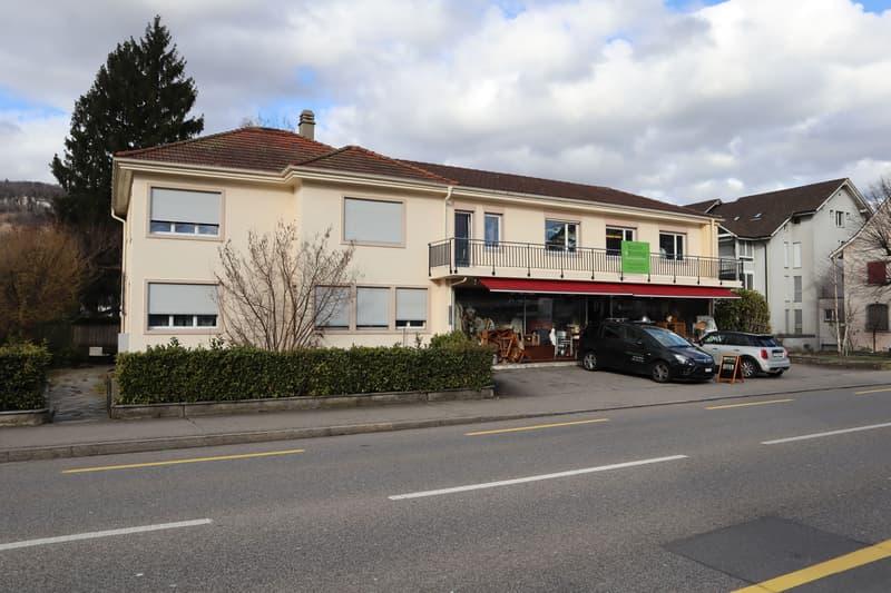 Verkauf von Wohn- und Geschäftshaus