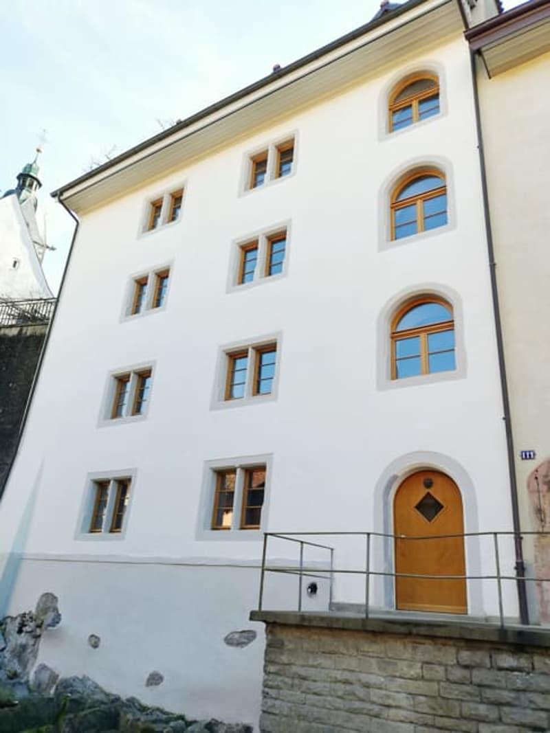 Renoviertes Mehrfamilienhaus mit Charme