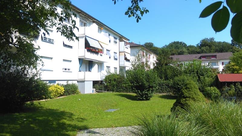 Schöne 3 - Zimmerwohnung im 3. OG mit Kellerabteil, Estrich und Autoabstellplatz