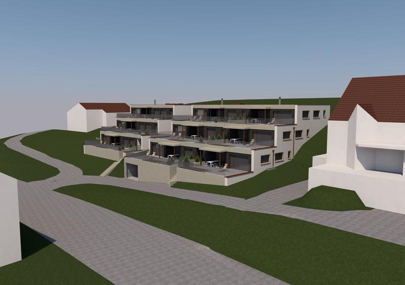 «Terrassenwohnung 1. Obergeschoss, Büntacher Sulz» (2)