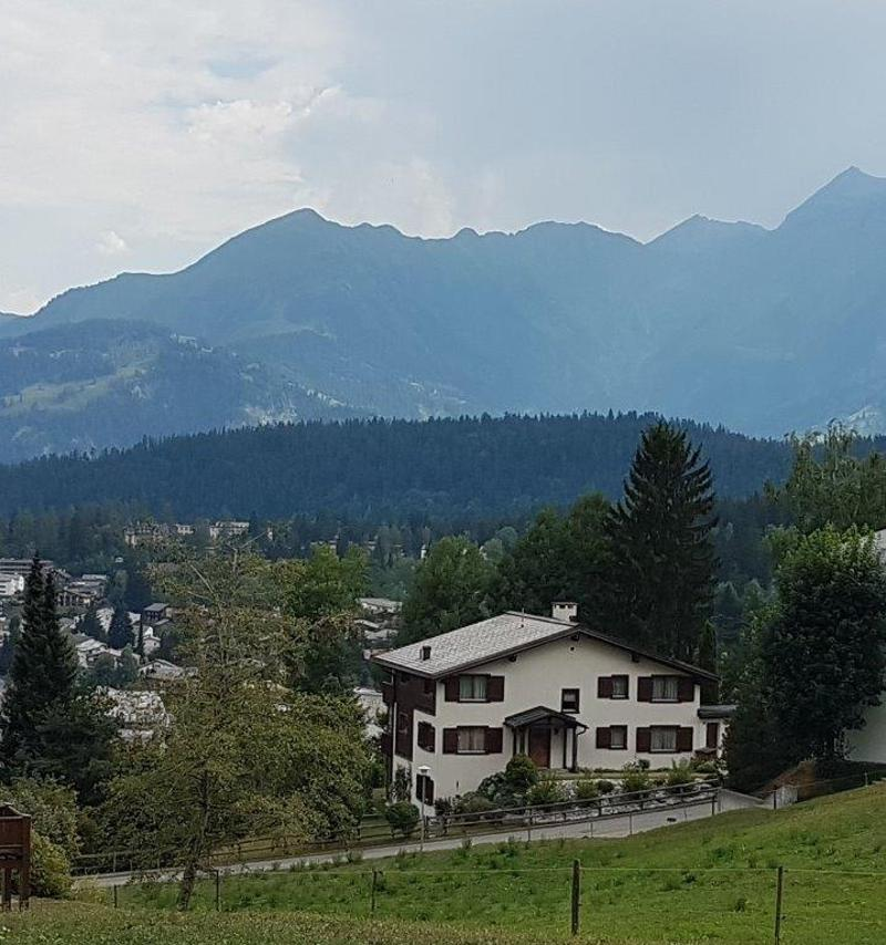 Ruhige 4.5-Zimmer Wohnung in Flims-Dorf