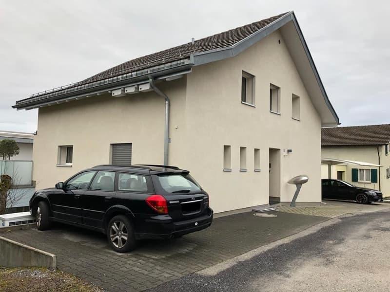 Modernisiertes Einfamilienhaus an bevorzugter Wohnlage von Affoltern