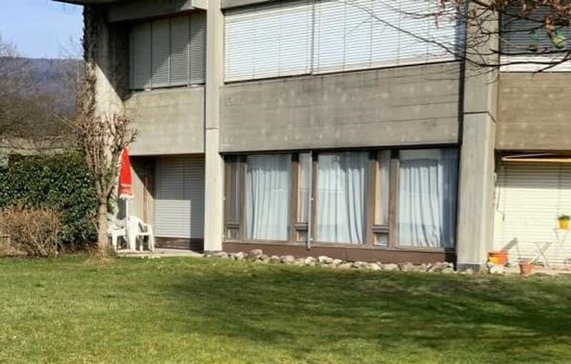 originelle 1,5 Zi-Parterre-Wohnung (3)