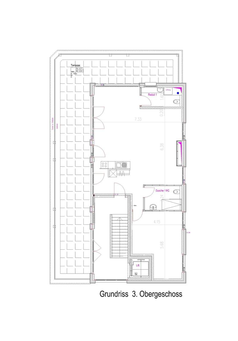 Büroraum/ Praxisraum/ Ausstellungsraum zu vermieten (3)