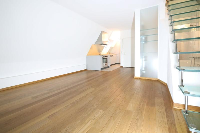 Charmante 2-Zimmer-Maisonettewohnung an top Lage